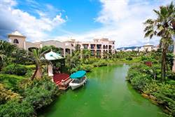 Hotels.com推介全球遊船旅宿體驗 台理想大地排名第一
