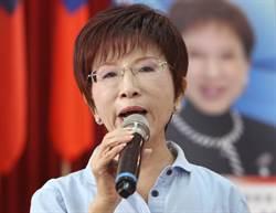桃竹竹苗政見會 洪秀柱:國民黨下台 台灣有好嗎?