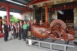 巧聖仙師文化祭28日登場 逾1公噸重墨斗踩街繞境