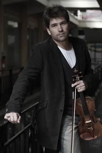 上億名琴加持 法國小提琴家多堤庫赫首度訪台