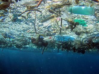 年輕環保志士要清除太平洋垃圾島