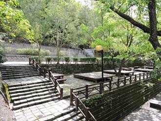 端午連假到 太魯閣國家公園合流露營區正夯