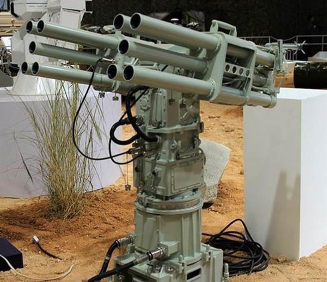 CS/AR1型火箭炮是中國仿製引進的俄羅斯「玄武岩」公司反蛙人火箭炮系統而來。(圖/網路)