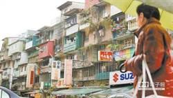 「都更」死掉了?北市這區老公寓暴跌15%最慘