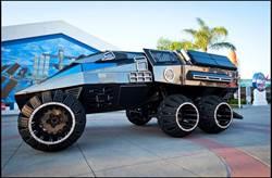 蝙蝠車設計者 為NASA設計火星漫游車
