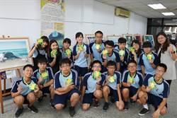 東港高中「遇見大未來」 17個準大學生導覽給你聽