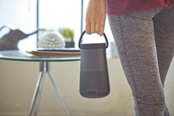 Bose SoundLink Revolve+ 音響帶著走