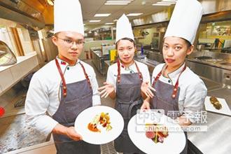 台灣學生食神 技驚香港