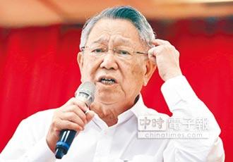 詹啟賢給國民黨員公開信:勿讓黨重演2016年鬧劇