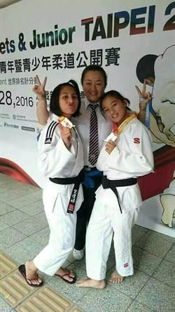 柔道金牌宋雅婷 第2次獲總統教育獎