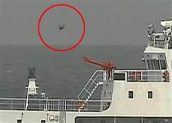 中國鄰海放飛無人機 日戰機首度緊急升空