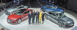 Audi A5/S5 全車系5年保固