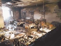 火燒屏東護理之家 4死55傷