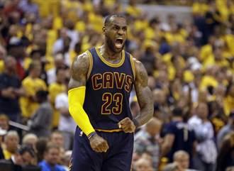 NBA》怕卡戴珊魔咒 詹皇禁止科勒來球場