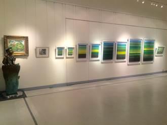 藝術經濟台中發酵!洛德畫廊與中部10家畫廊聯展