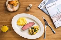 原木燒烤早午餐精緻化!慢烤紐約客限量搶客