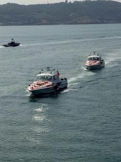 夏天捕魚季 特勤快艇進駐馬祖打擊越界陸船