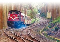 阿里山森鐵 推郵輪式列車新路線