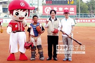 華南金控盃少棒錦標賽 台東縣代表隊奪冠