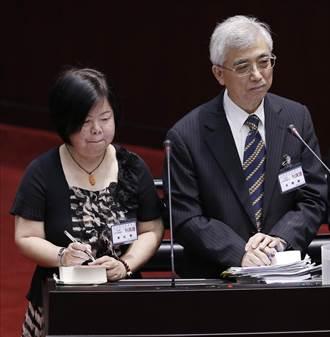 大法官吳陳鐶:同婚不是普世保障的人權