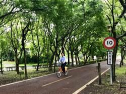 騎單車賞綠廊 林佳龍:東豐自行車道將完整保留