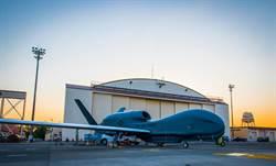 駐日美軍展示全球鷹偵察機 可能用於監視北韓、中