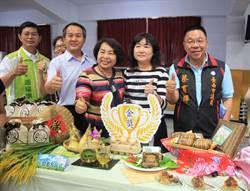 台南農產入餡包粽比賽 創意十足