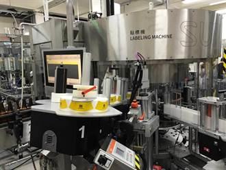 精釀啤酒SUNMAI 引進自動化充填產線