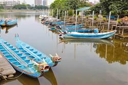 龍舟。匠師。水岸空間 台北最後的渡船頭