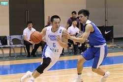 籃球》教訓小老弟 中華男籃輕取世大運隊