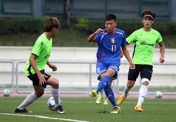 男足戰新加坡 吳俊青:我該進球了!