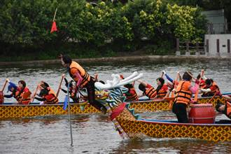 端午節將至 新竹縣水、陸龍舟賽同天登場