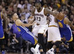 NBA》前3輪MVP 詹皇強壓柯瑞居首