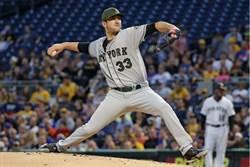MLB》大都會的曙光!「黑暗騎士」哈維繳好投