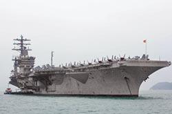 美遏朝核 西太罕見部署3航母