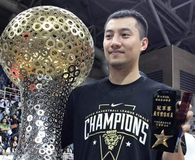 今年SBL總冠軍賽MVP蘇翊傑確定6月15日加入中華男籃訓練行列。(中華籃協提供)