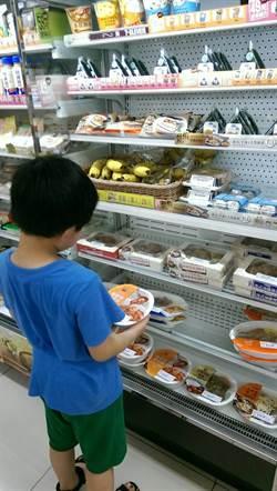 學童免費超商用餐 「無飢餓網絡」拚年底擴全台