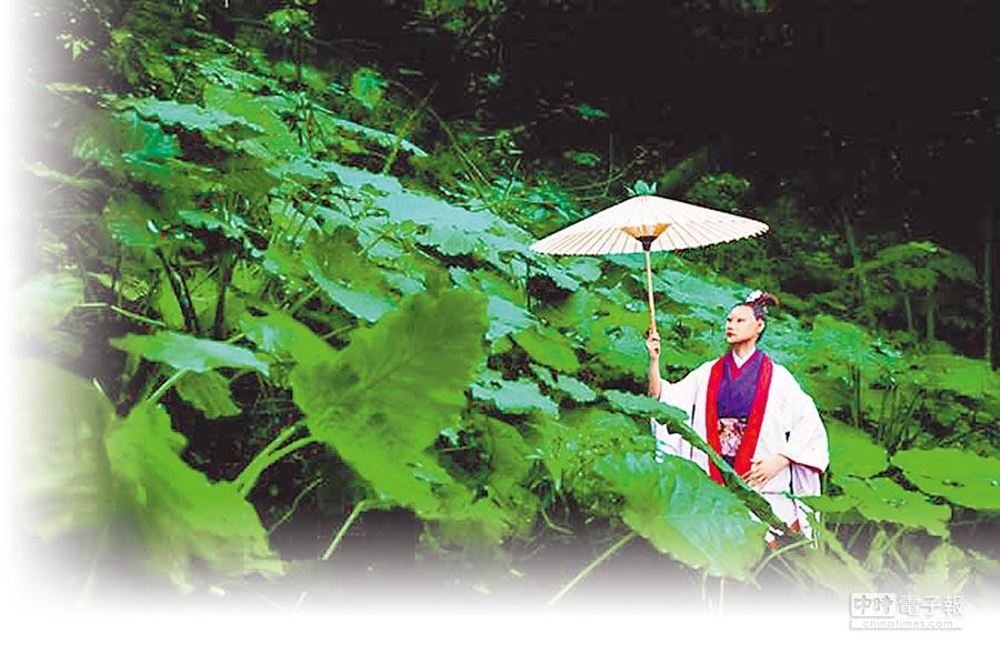 圖為她近期主演作品《許仙》(李清照私人劇團感傷動作派提供)。