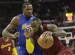 NBA》力挺KD離開雷霆 刺客:球團的錯