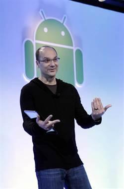 Android之父發表新機 無邊框螢幕亮眼