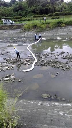 和桐化學廠外洩煤油汙染後勁溪 遭重罰600萬