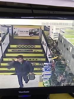專偷燦坤偷吹風機 男士林夜市擺攤賤賣