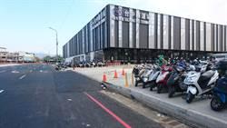 國道客運違規設置斜坡道 中市府依規查處限期改善