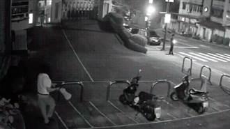 逸仙國小石狛犬二度遭襲  警逮中年男子
