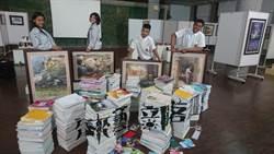 沒有美術基礎也能畫 來義高中藝能專班開展
