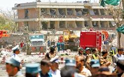 阿富汗首都恐攻 80死360傷
