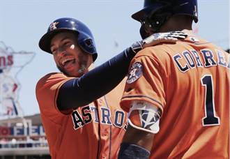 MLB》最狂五月天 太空人6轟7連勝