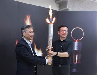 臺北世大運聖火獨步全球 朝陽科大產學成果耀眼