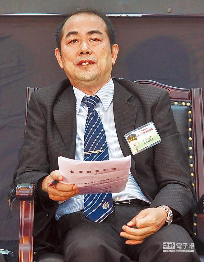 中正大學教授楊士隆