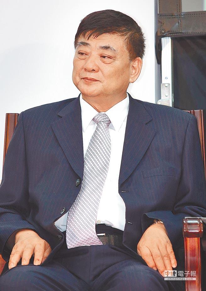 刑事局副局長呂春長